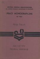 Baluch, Alicja (1944- ), 1992, Archetypy literatury dziecięcej