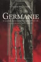 Wilczyński, Marek (1959- ), 2001, Germanie w służbie zachodniorzymskiej w V w. n.e. : studium historyczno-prosopograficzne