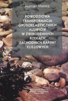 Malarz, Roman, 2002, Powodziowa transformacja gruboklastycznych aluwiów w żwirodennych rzekach Zachodnich Karpat fliszowych : (na przykładzie Soły i Skawy)